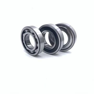 170 mm x 249,5 mm x 38 mm  KOYO AC342538 Single-row, matched pair angular contact ball bearings