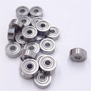 280 mm x 400 mm x 52 mm  KOYO AC5640B Single-row, matched pair angular contact ball bearings